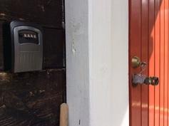 Ulko-ovi ja sen lukko