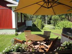 takapihan patio ja kokkauspaikka
