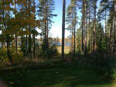 Järven suuntaan