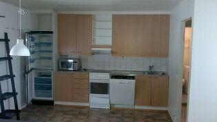 kuva keittiökaapeista