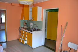 Päärakennus,yläkerta,keittiö