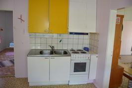Päärakennus,keittiö