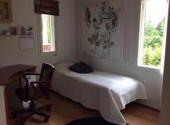 Makuuhuone/ vierashuone