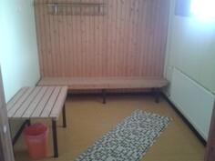 Saunan pukuhuone (toinen kahdesta erillisestä)