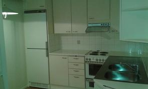Keittiö, seinät/ katto remontoitu 31.08.16