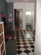Eteinen ja makuuhuone 1 ja kylpyhuone