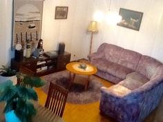 Olohuoneen sohvanurkkaus