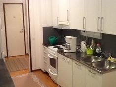 10 neliön keittiö