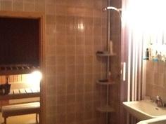 7 neliön kylpyhuone/sauna