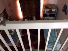makuuhuone parvelta