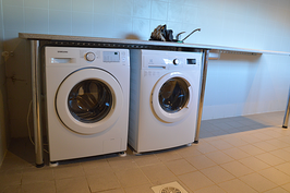 uudet pesukoneet 0krs kodinhoitohuone