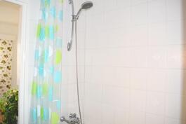 Remontoitu kylpyhuone