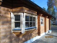 Talon ulkoseinä ulkoneva ikkuna