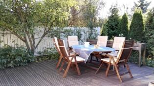 Tilava patio