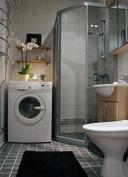 Kylpyhuone remontoitu kokonaan 2007