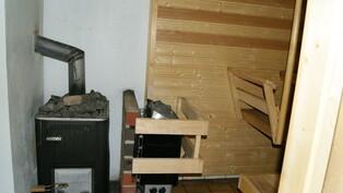 sauna, puu-ja sähkökiuas