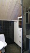 yläk. wc, suihkukaappi