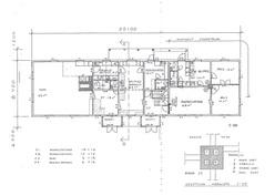Pohjapiirustus alakerta (suuntaa-antava, ei mittakaavassa)