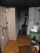 Sauna/suihkutila