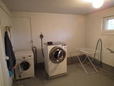 Pyykinpesuhuone