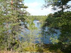 Sahajärvi.