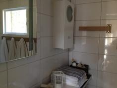 Kylpyhuone/ suihkutila.