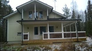 Talo lännestä päin