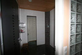 Pesuhuone, WC sauna