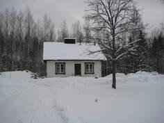 Jykevä pieni talo