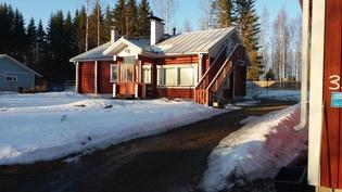Talo kevät talvella 16