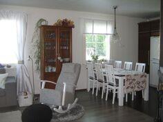 Olohuone-keittiö