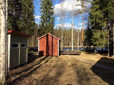 Sauna ja varasto