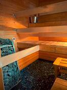 Sauna ja sähkökiuas