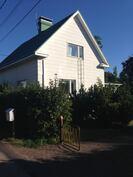 Talon pääty etelästä kuvattuna