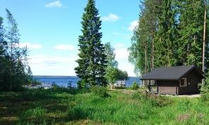 sauna ja ranta