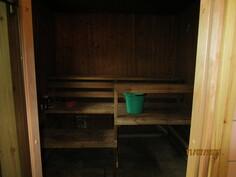 Iso sauna n. 5,7 m2.