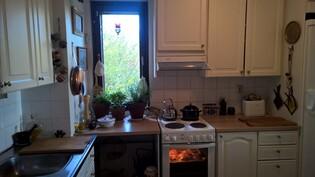 Kodikas keittiö!