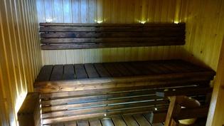 Sauna, alakerta