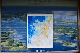 saariston opastaulu