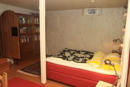 Kellarin makuuhuone