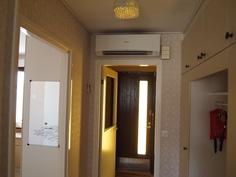 Panasonicin lämpöilmapumppu