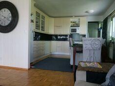 l-mallinen avoin keittiö,parveke,siemens-laitteet
