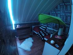 Minimakuuhuone 1
