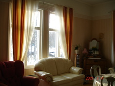 as1. olohuone ikkunat pihaanpäin