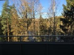 Ikkuna / parvekenäkymä