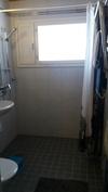 Kylpyhuone + WC
