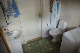 Pesuhuone Wc