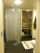 pesuhuone  + sauna