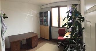 Makuuhuone 3 (toimisto).