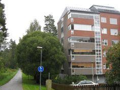 Asunto vasemmalla ylhäällä